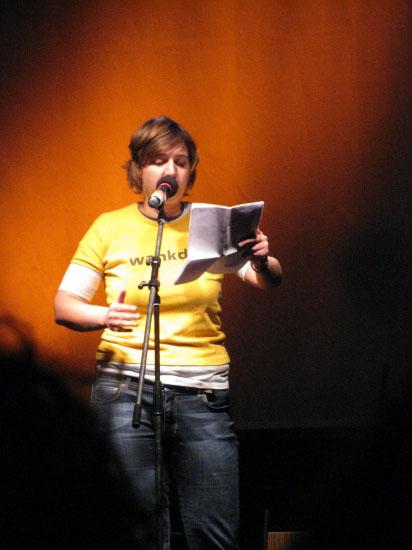 Nicolette Kretz fra Tjekkiet