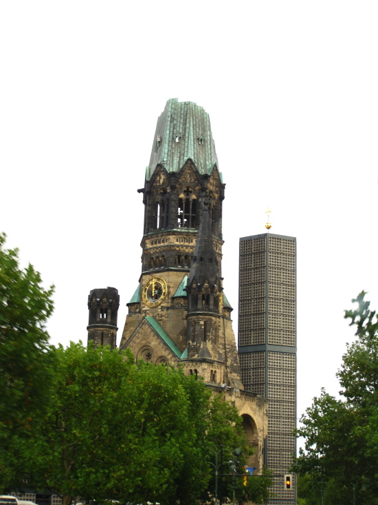 Kaiser-Wilhelm-Gedächtsniskirche