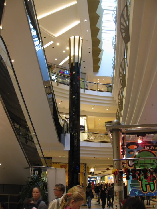 Alexia shopping mall