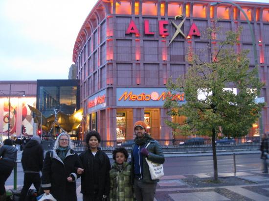 Alexia på Alexanderplatz