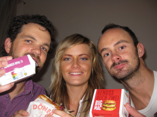 Tre sultne klub-gængere