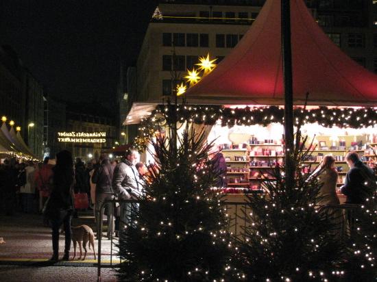 Julemarked på Gendarmenmarkt