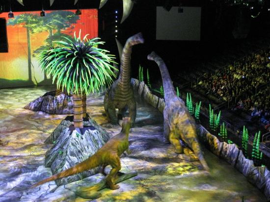 Dinosauershow
