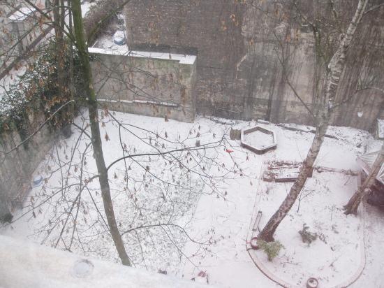Sne i Berlin