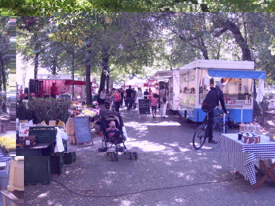 Boxhagener Markt